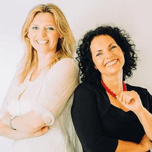 Speaker - Susanne Pillokat und Nicole Frenken