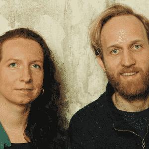 Speaker - Clara Freund und Joshua Conens